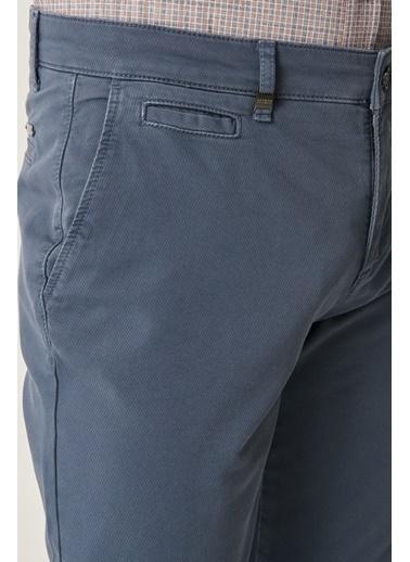 Beymen Business Slim Fit Pantolon 4B0121100026 Mavi